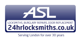 ASL locksmiths burglary repairs door replacement